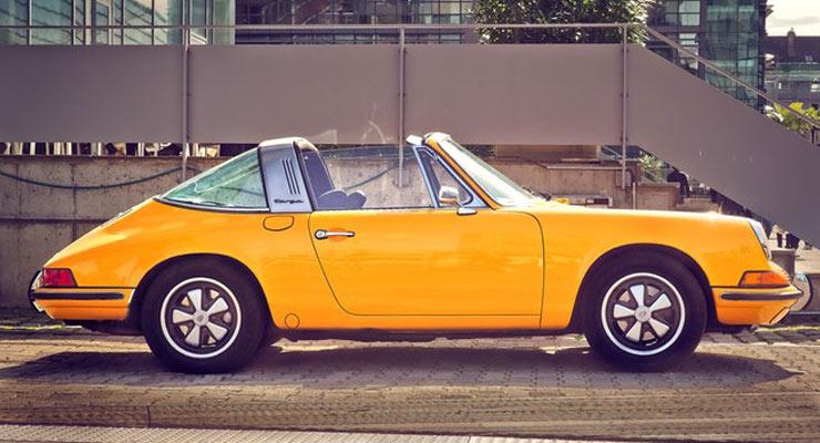 Classic Road Cars