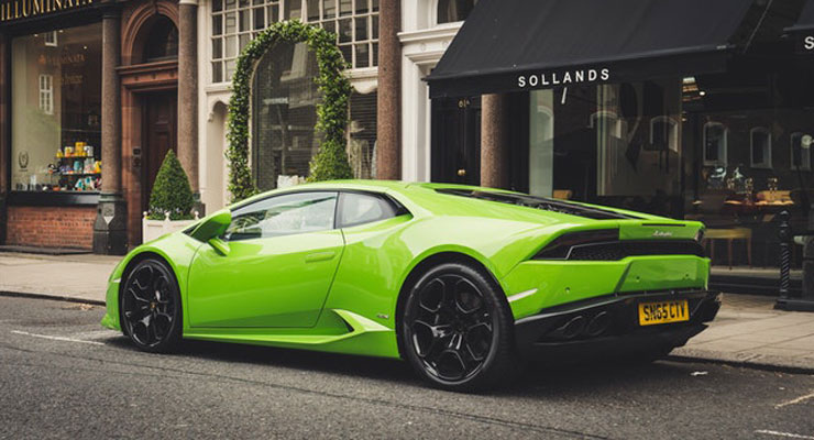 Exclusive Super Cars