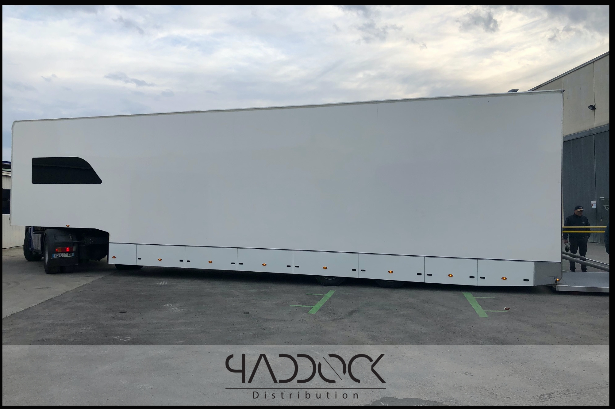 Asta Car Trailer 02 2018 By Paddock Distribution Racecars44