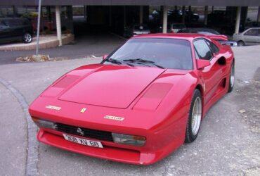 """Ferrari 308 gtb """"König"""""""