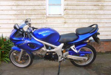 2001 Suzuki SV650 650cc