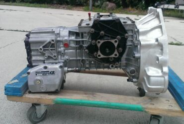 ZF 5DS-25/2 transaxle